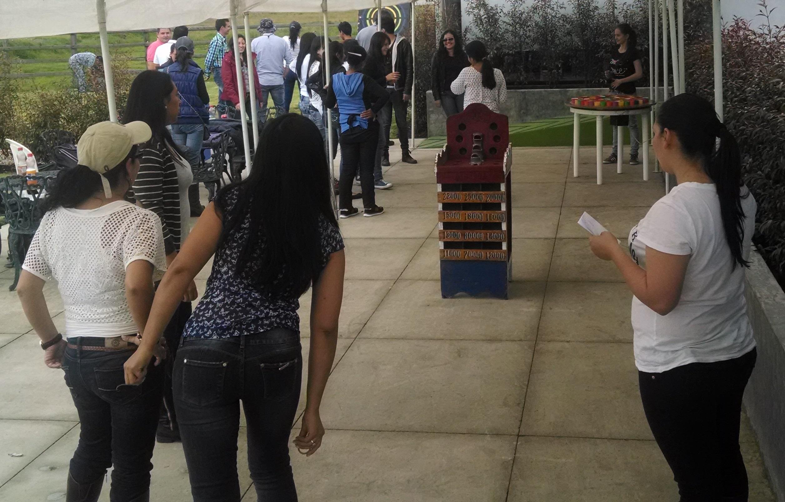 Juegos De Destreza y tradicionales Para Eventos y Bazares